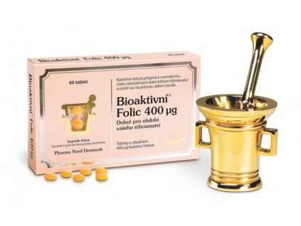 Pharma Nord Bioaktivní Folic 60 tbl.