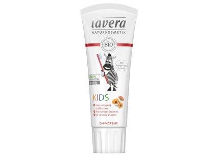 Lavera Zubní pasta pro děti s jahodovou příchutí Kids 75 ml