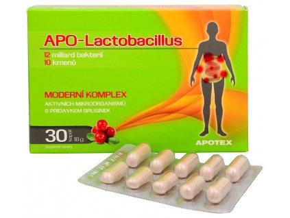 Aurovitas APO-Lactobacillus 30 kapslí