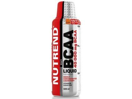 nutrend bcaa liquid 80000 1000 ml