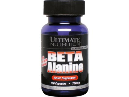 Ultimate BETA Alanine 100 cps exp.