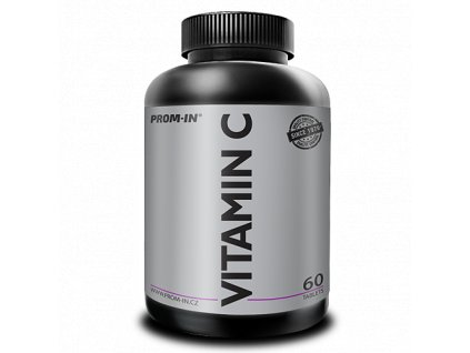 PROM-IN Vitamín C 800 + Rose Hip Extract 60 tbl