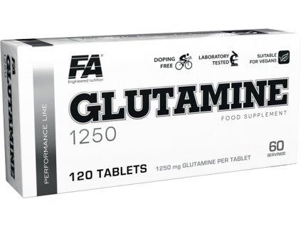 FA GLUTAMINE 1250 - 120 tbl
