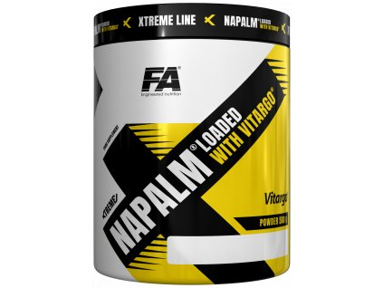 FA XTREME Napalm loaded with Vitargo 500 g