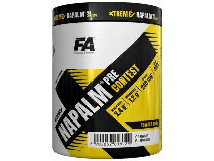 FA XTREME Napalm Pre-Contest 500 g