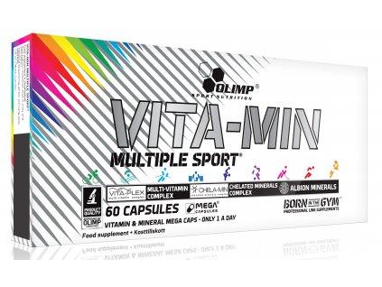OLIMP Vita-Min multiple SPORT 30+30cps