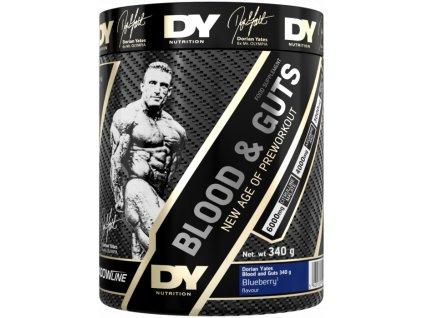 Dorian Yates BLOOD and GUTS 340g