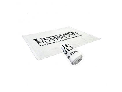 Ultimate Nutrition Gym Towel 38 x 45 cm