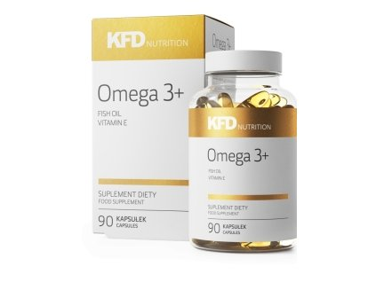 KFD Omega 3+ 90cps