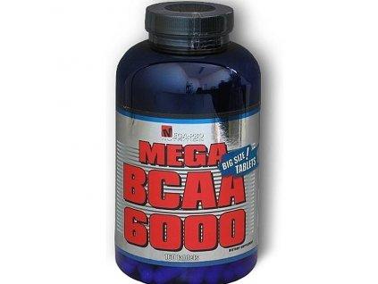 Mega Pro Mega BCAA 6000 160tbl