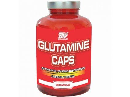 ATP Glutamine caps 200tbl