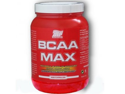 ATP BCAA Max 600 tbl