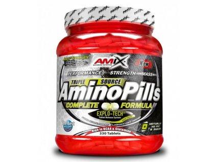 Amix Nutrition Amino Pills 330tbl