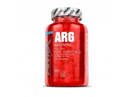 Amix Arginine 120cps