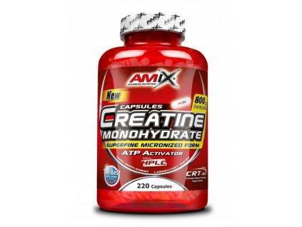 Amix Creatine Monohydrate 220 cps