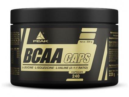 peak bcaa caps 240 kaps