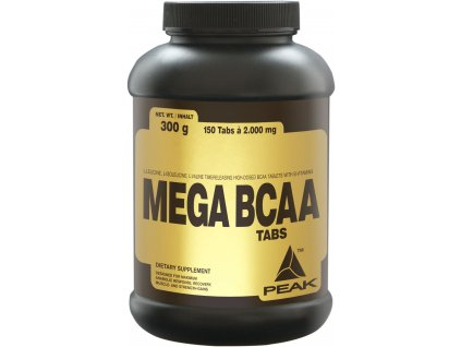 Peak Mega Bcaa 150tbl