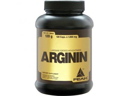 Peak Performance Arginin 120cps
