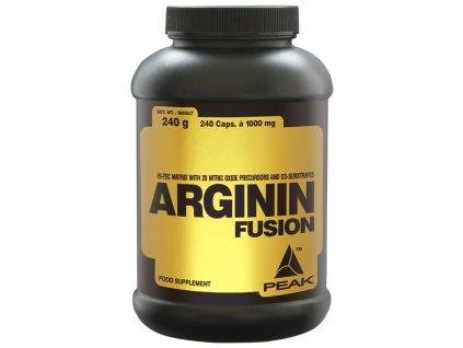 Peak Arginin Fusion 240 cps