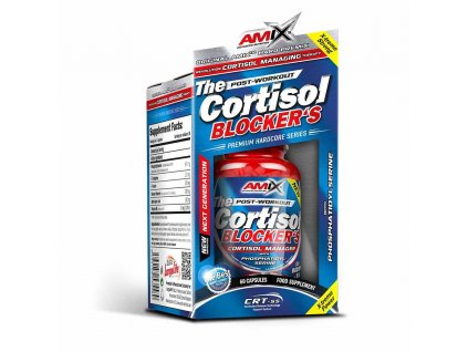 Amix Cortisol Blockers 60 cps