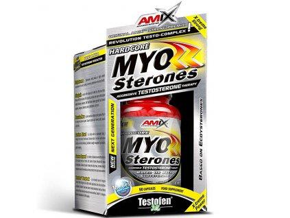 Amix MyoSterones with Testofen 90cps BOX