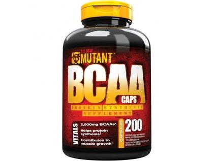 PVL Mutant BCAA Caps 200 cps