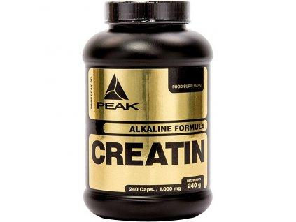 Peak Creatine Alkaline 240 cps