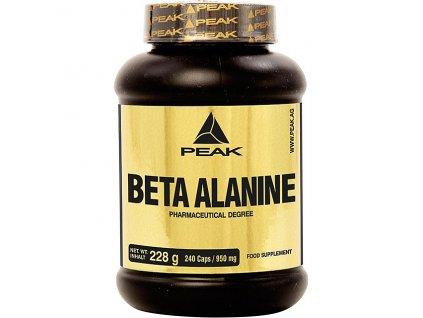 Peak Beta Alanine 240cps