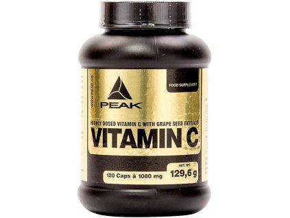 Peak Vitamin C 120cps
