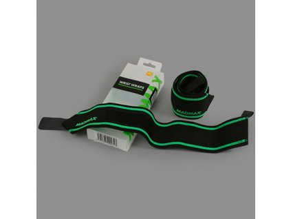 Elastická bandáž na zápěstí black/green