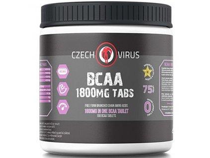 Czech Virus BCAA 1800 150 tablet