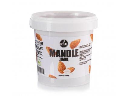 LifeLike Mandlový krém 100% 1000g
