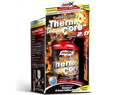 Amix ThermoCore Improved 90cps  + CashBack po registraci 241 Kč / 9,3 €