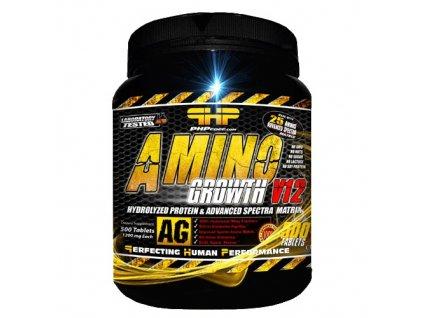 Amino Growth PHP EDGE V12 500tbl exp.