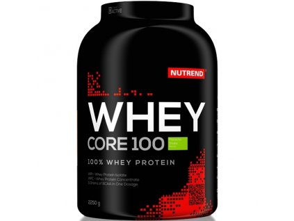 NUTREND WHEY CORE 100 2200g exp.