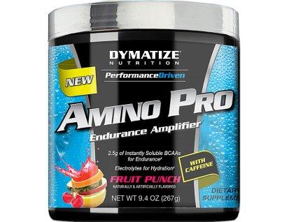 Dymatize Amino Pro with Caffeine 267g exp.