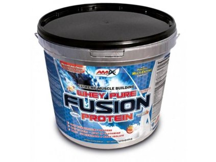 Amix Nutrition Whey Pure Fusion Protein 4000g