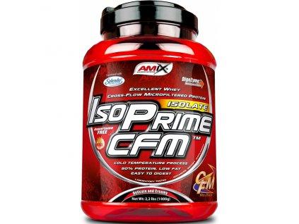 Amix CFM IsoPrime Isolate 1000g  + CashBack po registraci 135 Kč / 5,2 €