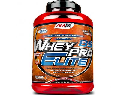 Amix Whey Pro Elite 85% 2300g