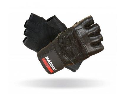 MadMax fitness rukavice PROFESSIONAL Exclusive