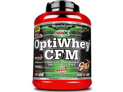 Amix MuscleCore DW - OptiWhey CFM 2250g + Shaker Muscle Core ZDARMA  + Dárek dle vlastního výběru