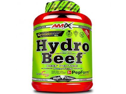 Amix HydroBeef High Class Proteins 2000g