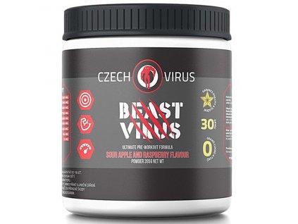 Czech Virus Beast Virus 395g  + CashBack po registraci 99 Kč / 3,8 €