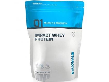 MyProtein Impact Whey 2500g exp.