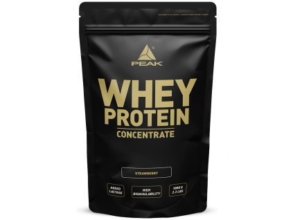 peak whey protein concentrate 1000 g