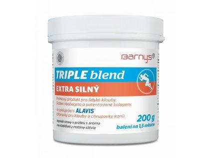 Barny's Triple Blend Extra Silný 200g