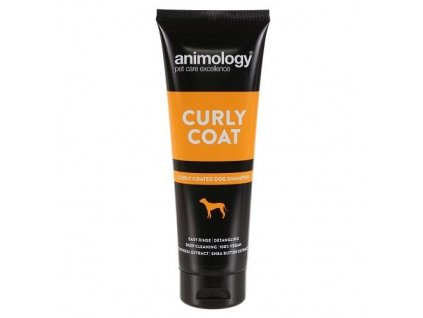 Šampon pro psy Animology Curly Coat, 250ml