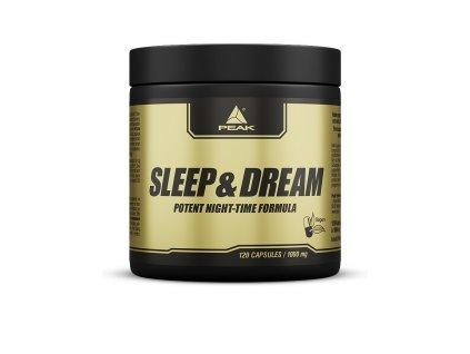 peak sleep and dream 120 cps