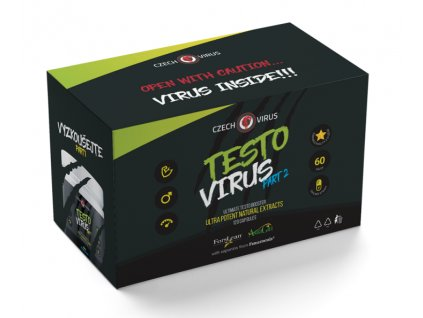czech virus testo virus 120 kaps