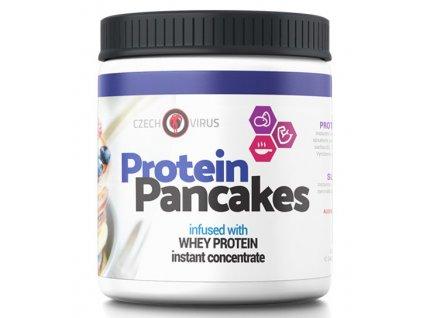 czech virus pancakes